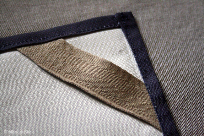 Tea Towel Hang Tag | Radiant Home Studio