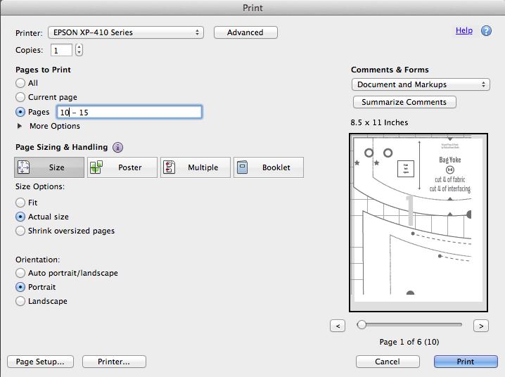 Using Digital Patterns | Sample E-mail | Radiant Home Studio