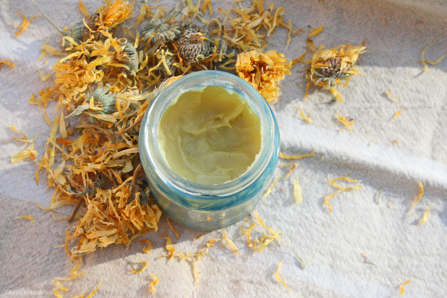 Calendula Salve | Radiant Home Studio