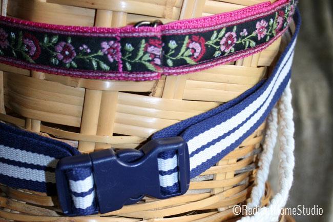 Homemade Belts | Radiant Home Studio