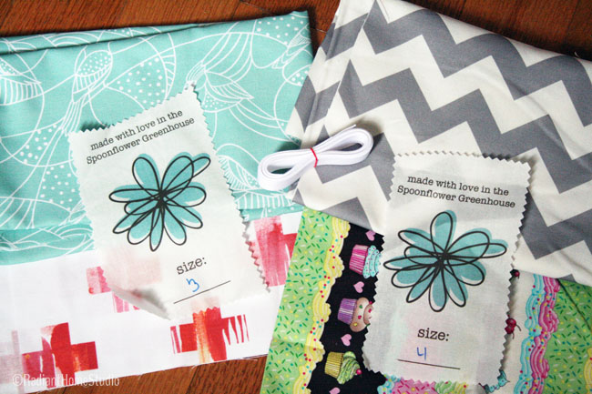 Spoonflower Pillowcase Dresses Kits | Radiant Home Studio