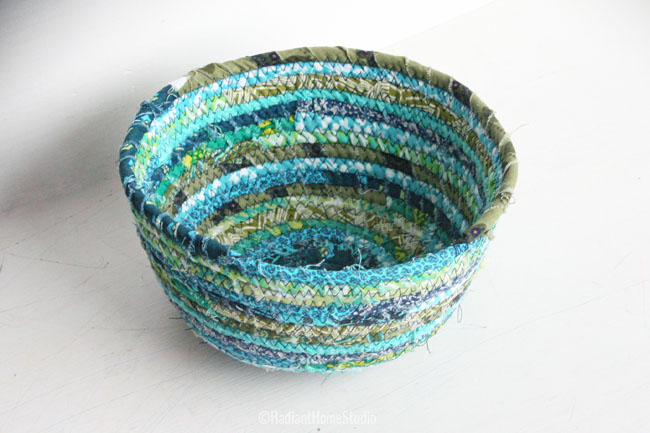 fabric coiled basket instructions this craftsy member has some of the