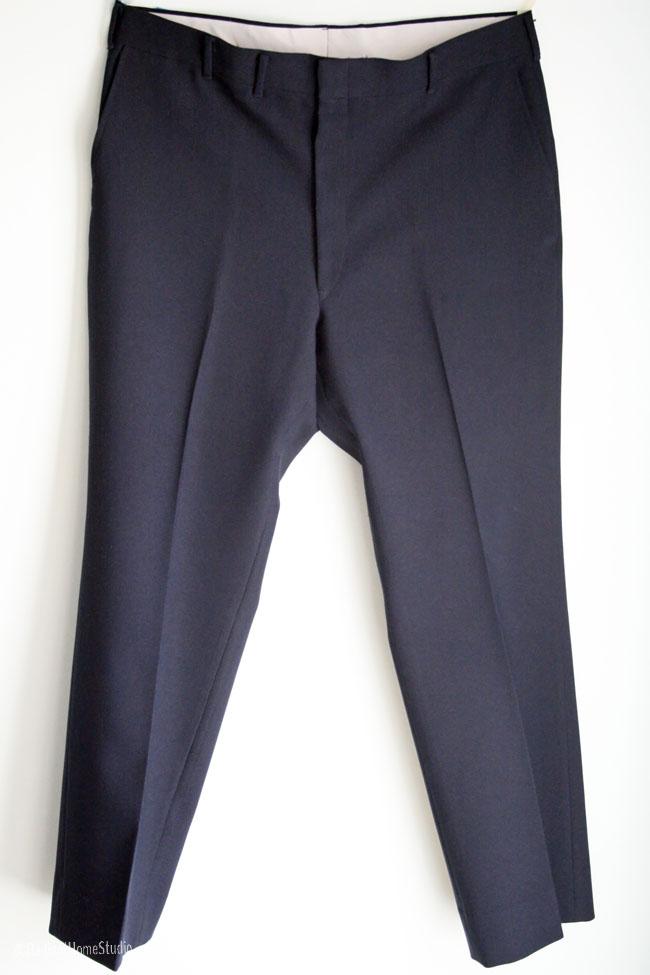 Vintage Trousers | Radiant Home Studio
