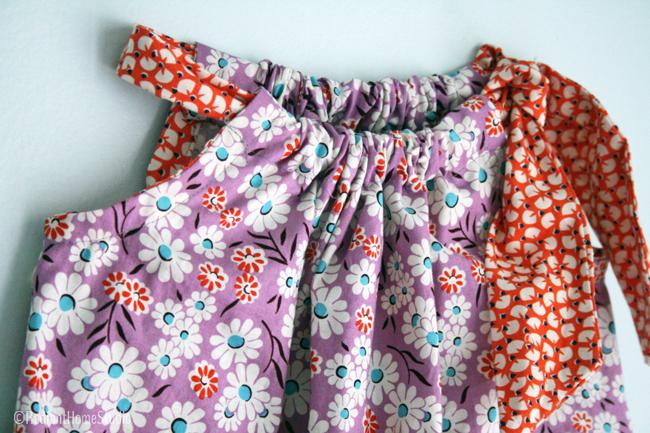 Pillowcase Dress | Radiant Home Studio