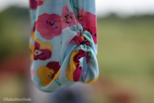 Shirred Pajama Pants | Radiant Home Studio