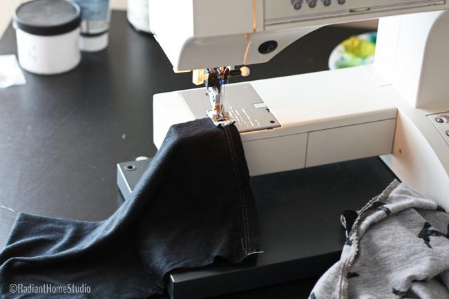 Stretch Knit Waistband | Radiant Home Studio