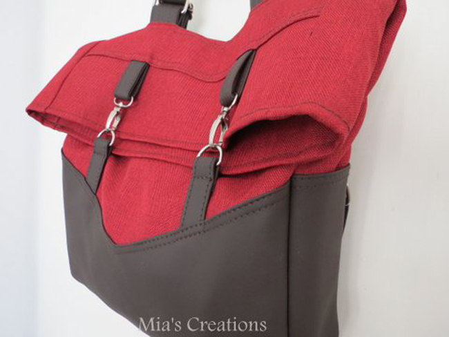 Retor Rucksack Inspiration | Mia's Creations | Radiant Home Studio