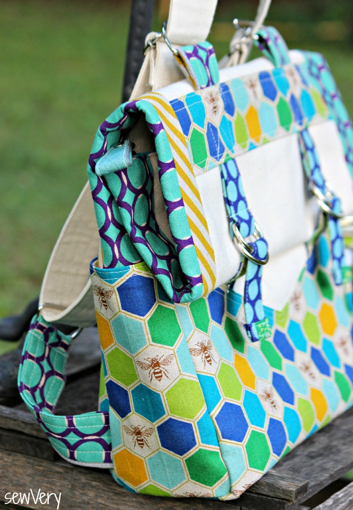 Retro Rucksack by SewVery | Radiant Home Studio
