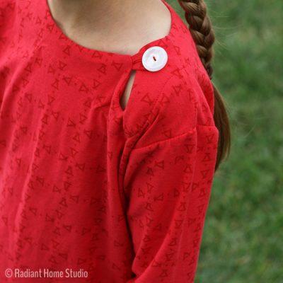 Mimi Shirt | Radiant Home Studio