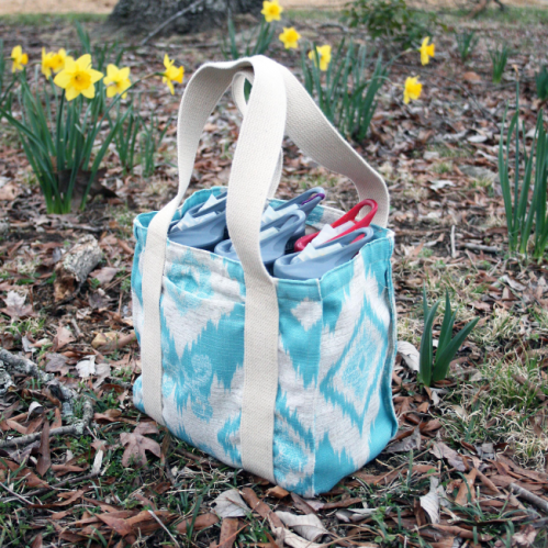 Water Bottle Tote PDF Pattern | Radiant Home Studio
