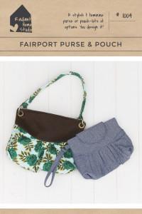 Fairport Purse & Pouch | Design Your Own Purse | Radiant Home Studio