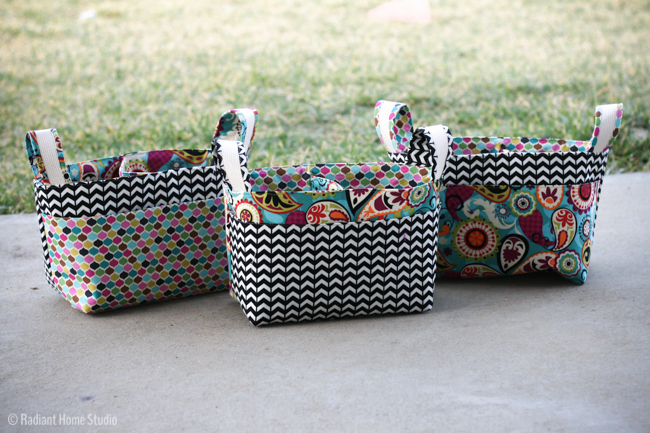 My Most Used Pattern   Divided Basket   Radiant Home Studio