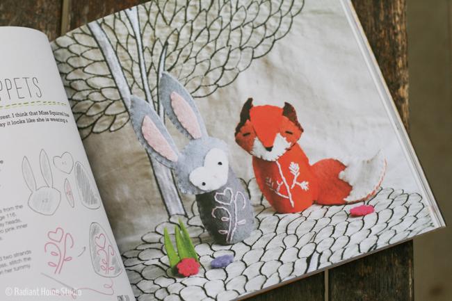 Felt Sew Good Book Review | Radiant Home Studio