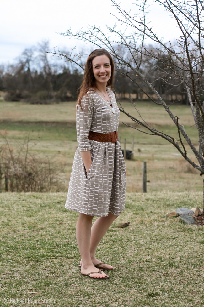 Grammercy Out and About Dress | Radiant Home Studio