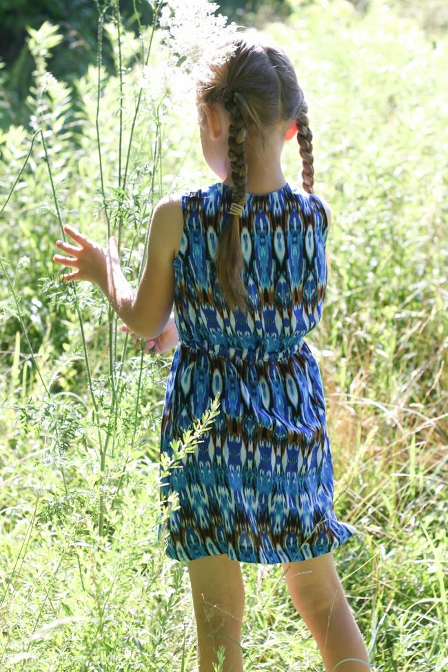 Mini Southport Dress| Radiant Home Studio