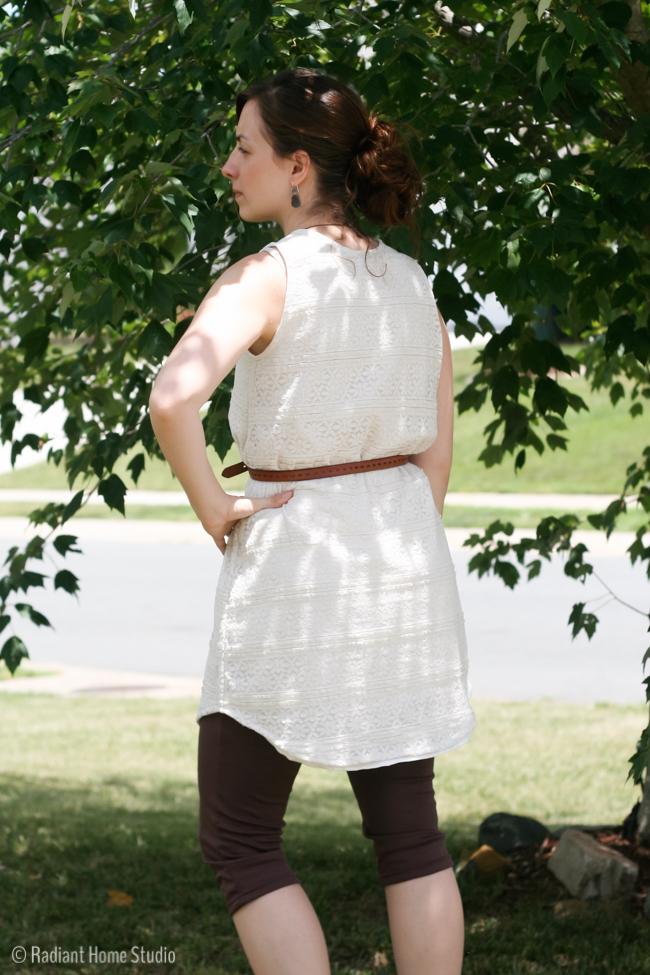Lace Wiksten Tank Dress & Leggings | Radiant Home Studio