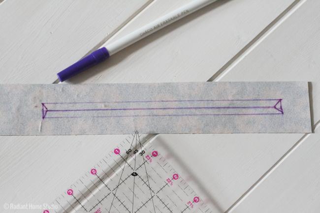 Professional Zipper Pocket Tutorial | Radiant Home Studio