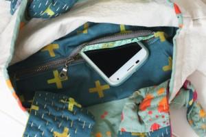 Professional Zipper Pocket Tutorial