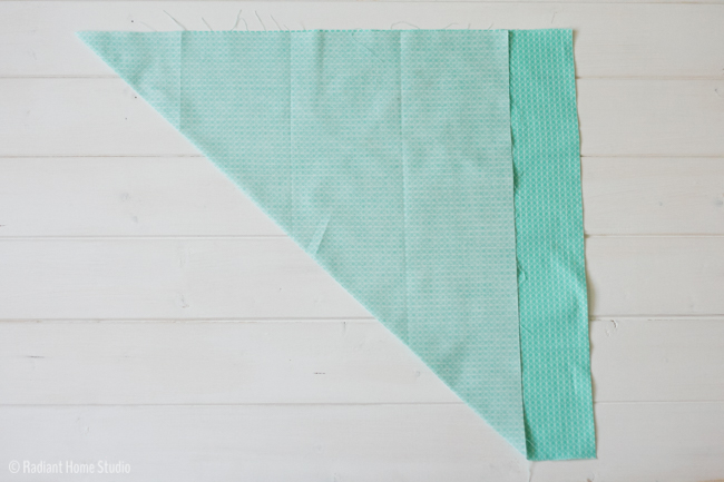 Make Bias Binding from a Fat Quarter | Radiant Home Studio