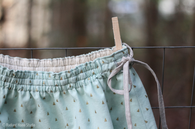 Swingset Skirts | Oliver + S | Radiant Home Studio