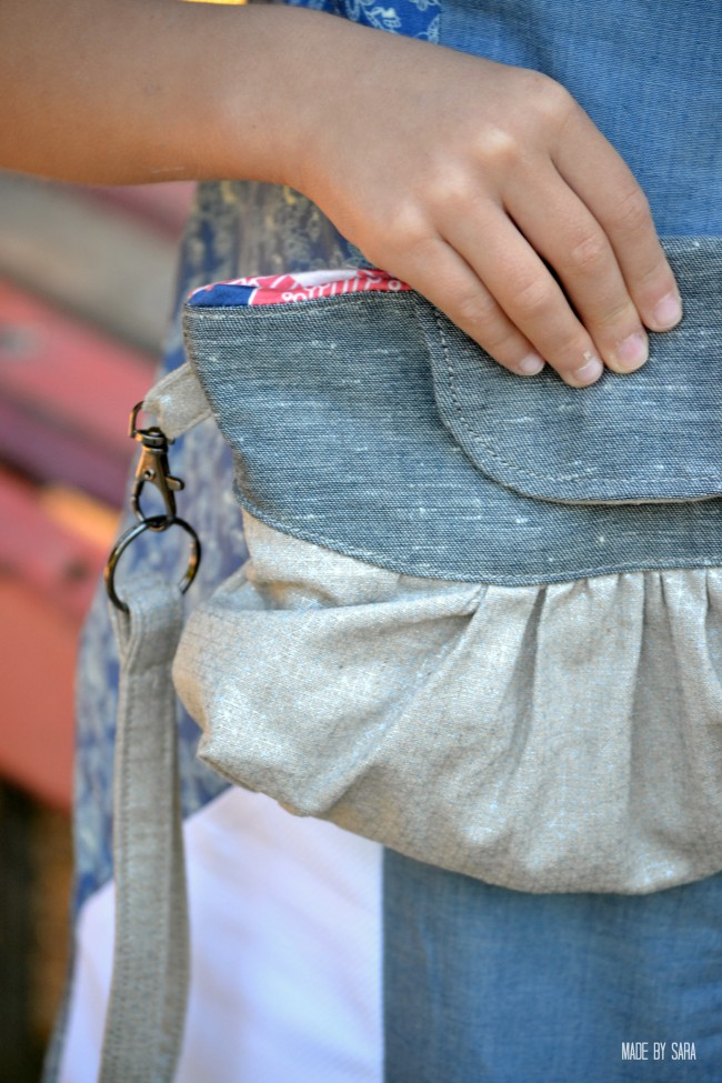 Made By Sara | Fairport Purse & Pouch | Radiant Home Studio