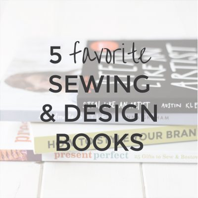 Creative Books | Sewing & Design Books Gift Guide | Radiant Home Studio