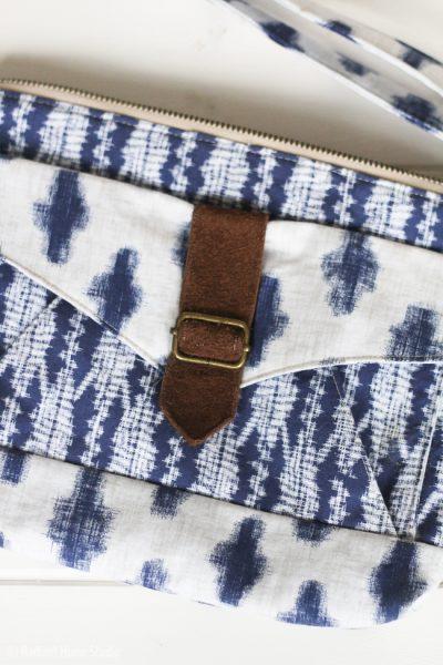 Sewing the Seneca Creek Bag by Betz White | Radiant Home Studio