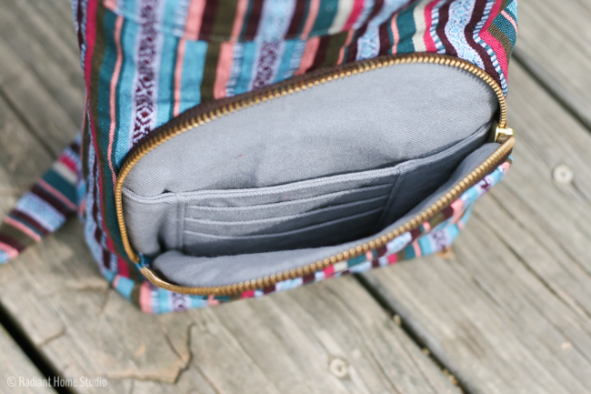 Boho Airport Sling from On The Go Bags   Radiant Home Studio