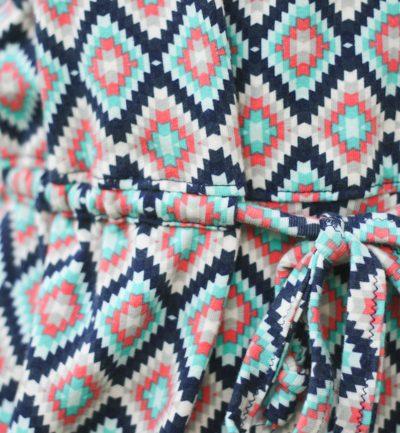 Stretch Knit Mini Southport Dress | Radiant Home Studio