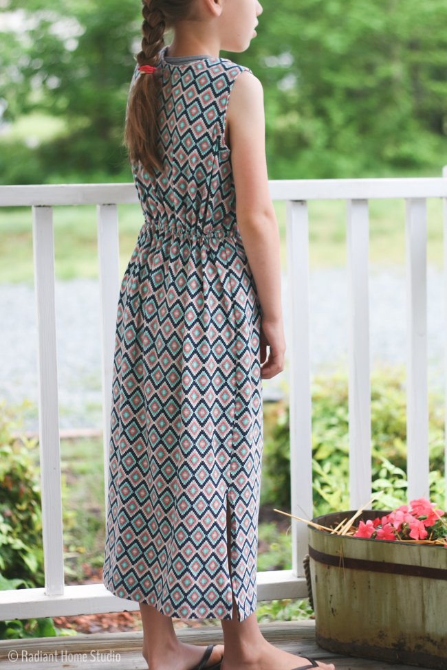 Stretch Knit Mini Southport Dress   Radiant Home Studio
