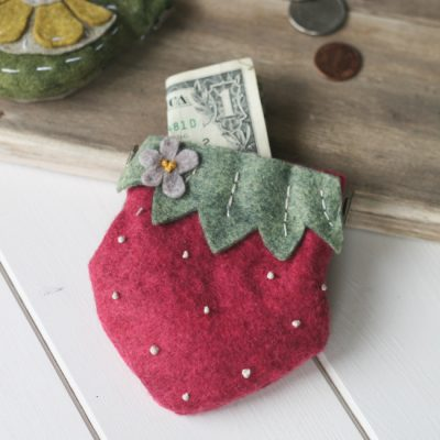 Tutti Fruity Penny Pincher | Pattern by Betx Wjite | Radiant Home Studio|