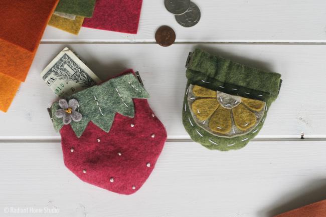 Tutti Fruity Penny Pincher | Pattern by Betx Wjite | Radiant Home Studio|