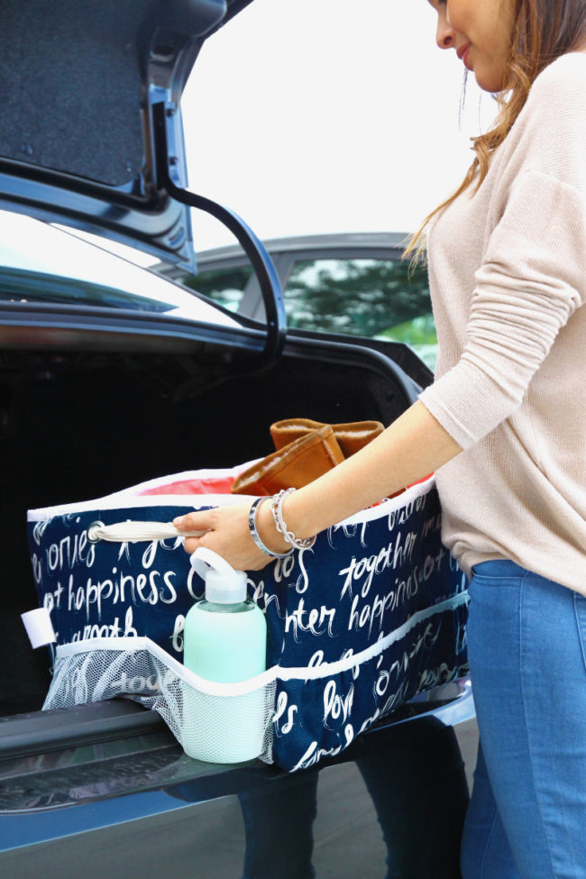 Mom's Minivan Organizer   by LindsaySews   Radiant Home Studio