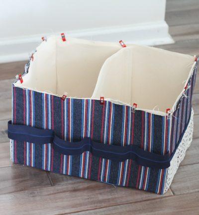 Mom's MInivan Organizer Sew-along | Pockets & Elastic | On the Go Bags | Radiant Home Studio
