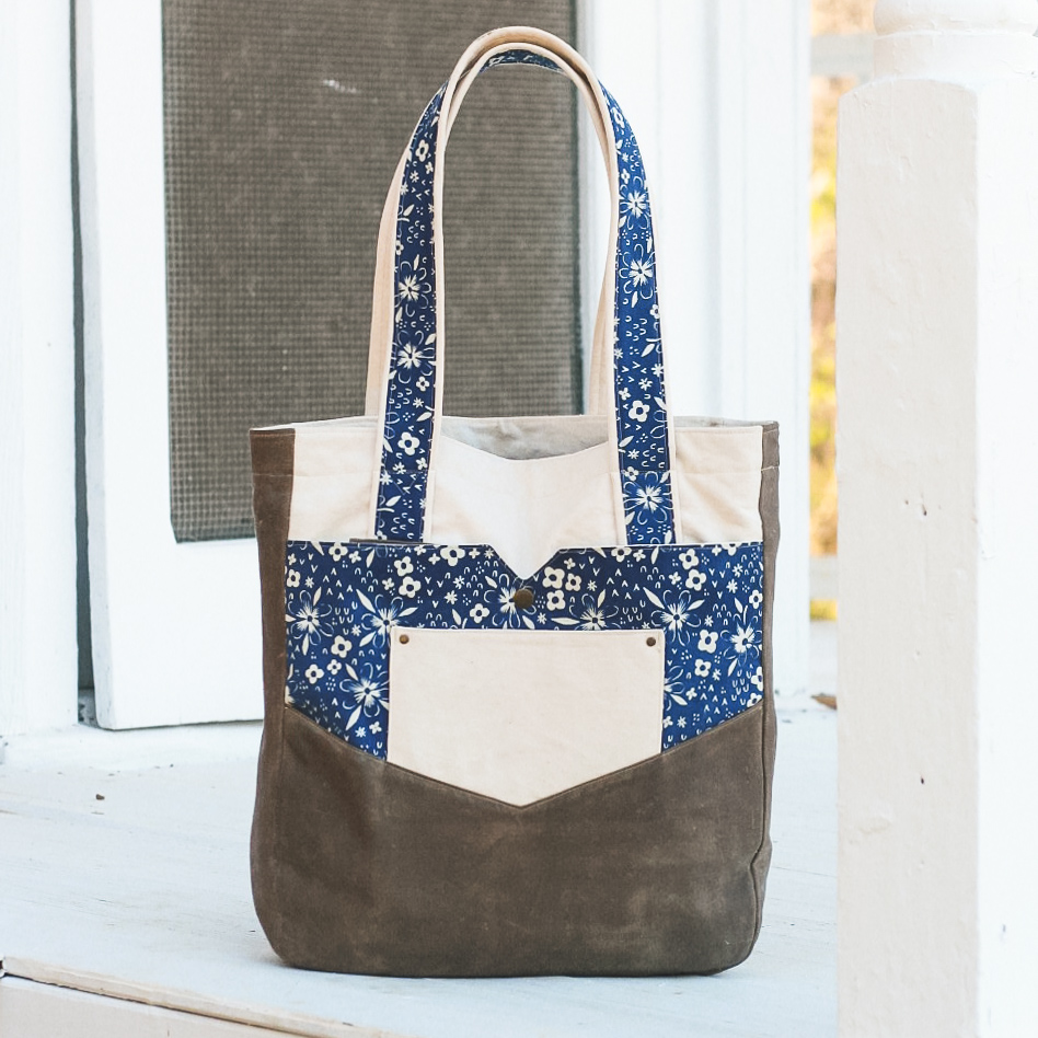 Penfield Pocket Tote | Radiant Home Studio