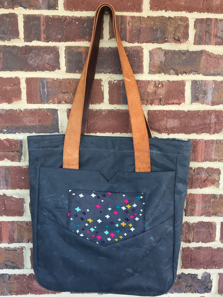 Penfield Pocket Tote | by Carrie | Radiant Home Studio