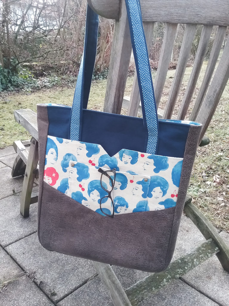 Penfield Pocket Tote | by Margareth | Radiant Home Studio