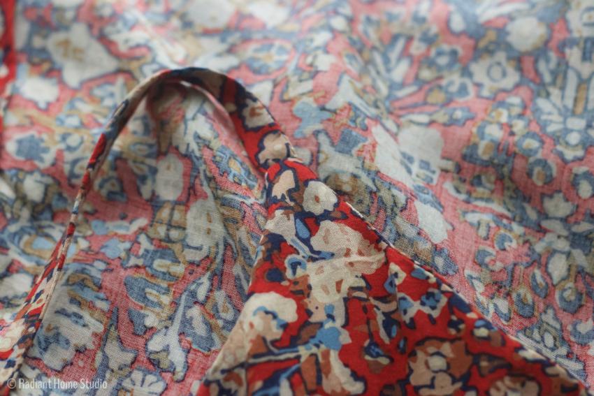 Rayon Ogden Cami Dress   True Bias Sewing Pattern   Radiant Home Studio