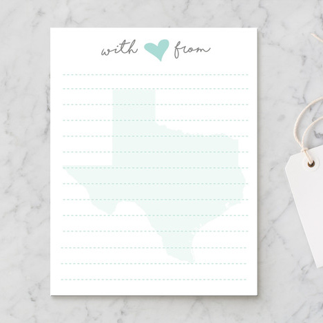 MInted Texas