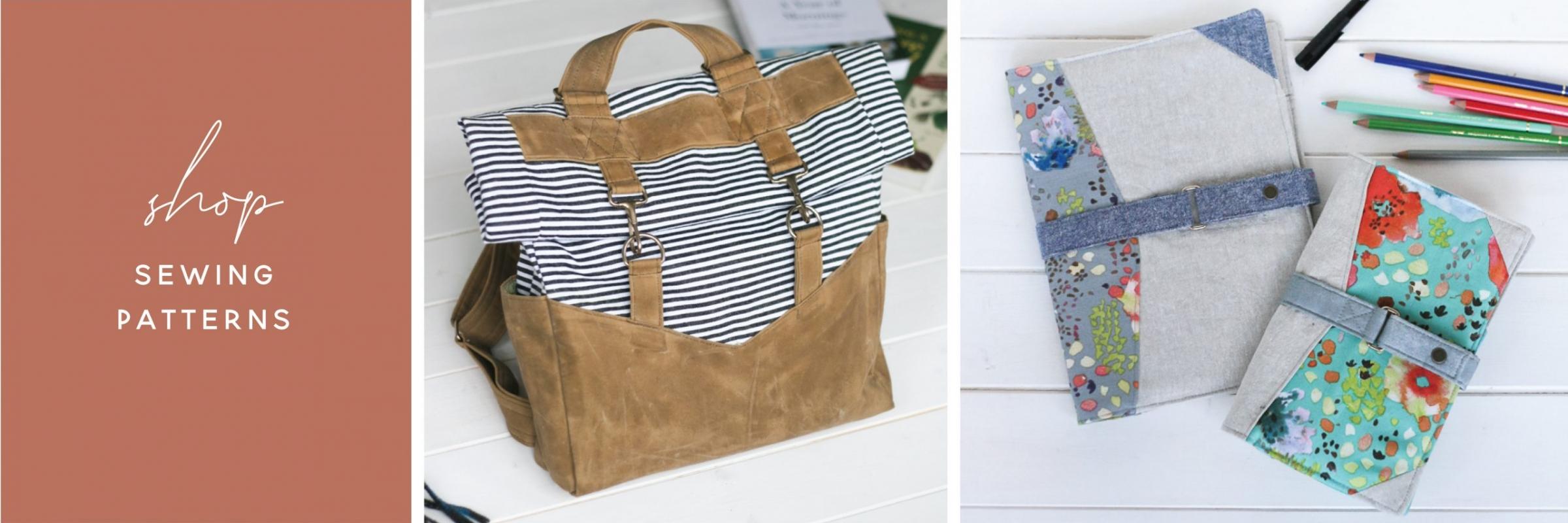 Shop Sewing Patterns | Radiant Home Studio