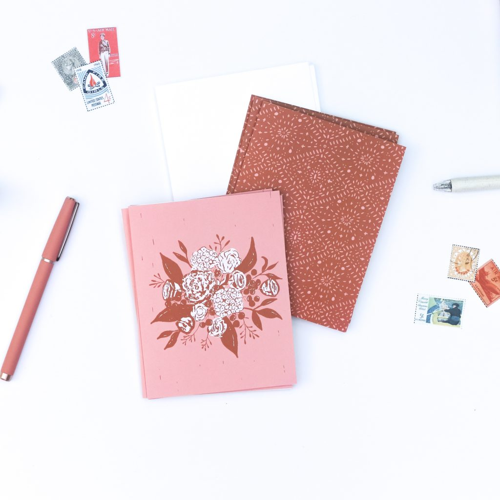Eco-friendly Notecards by Shop Radiant Home | Radiant Home Studio