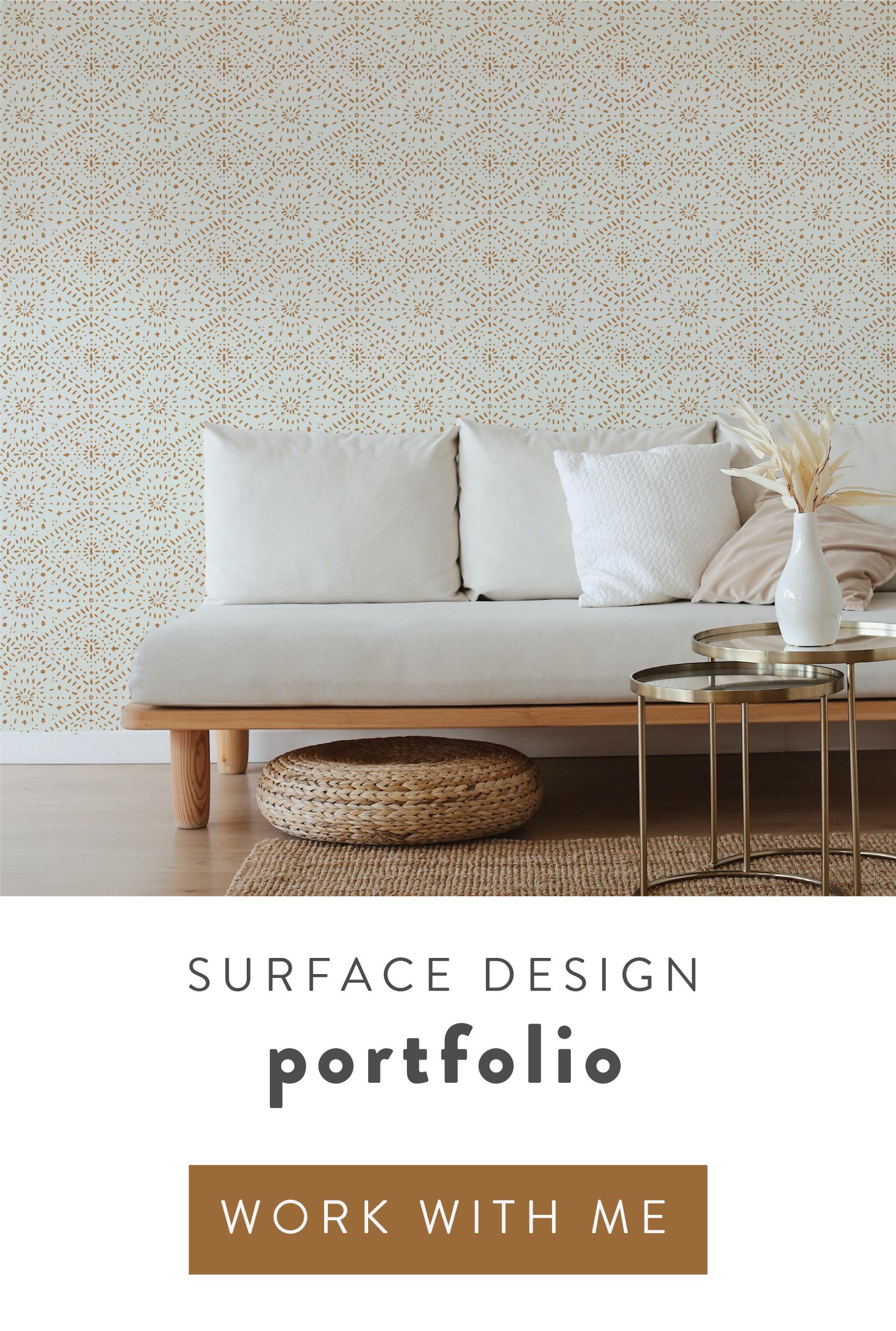 surface design portfolio | Radiant Home Studio