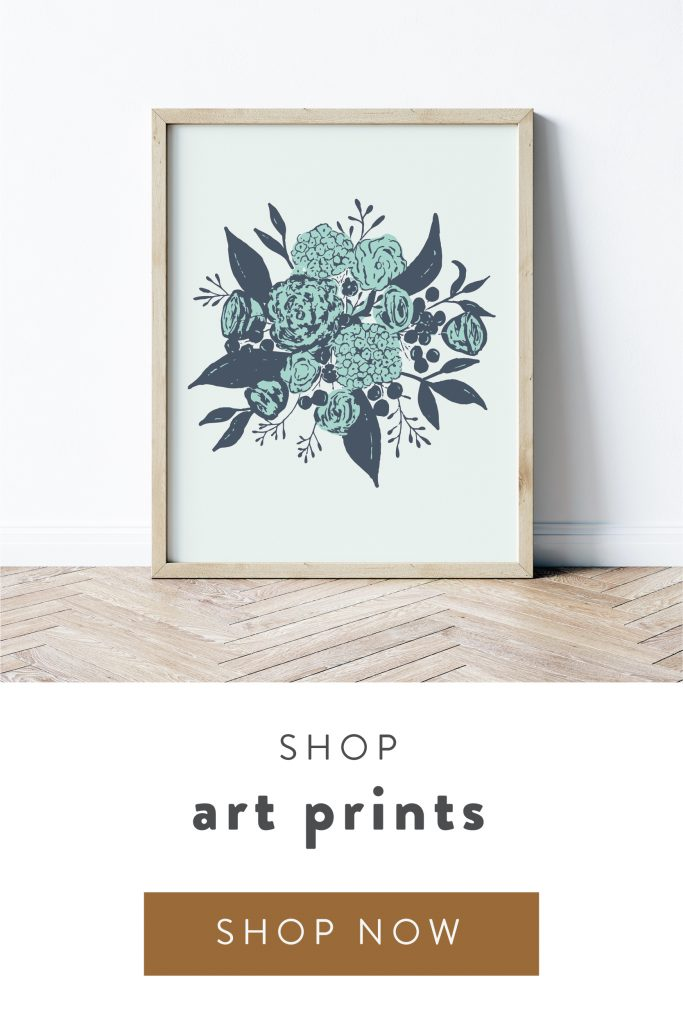 shop art prints | Radiant Home studio