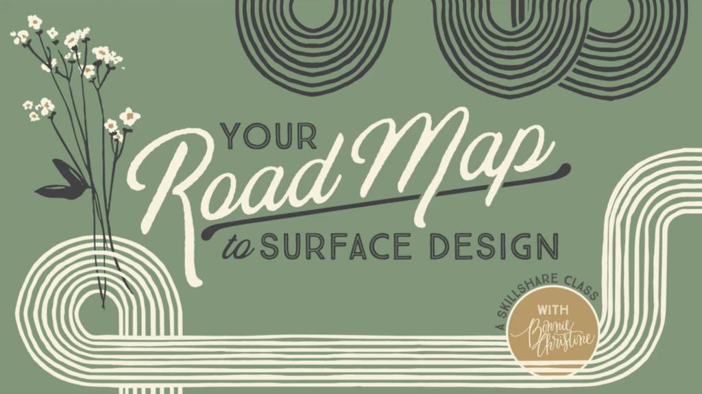 Bonnie Christine | Roadmap to Surface Design | Skillshare