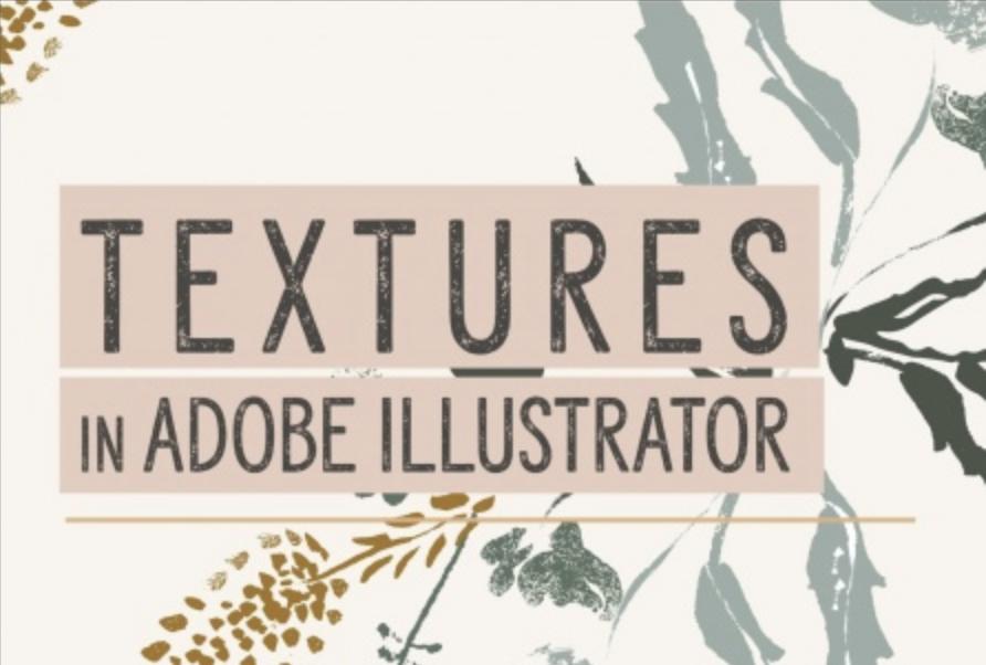 Lissie Teehee | Skillshare | Textures in Adobe Illustrator